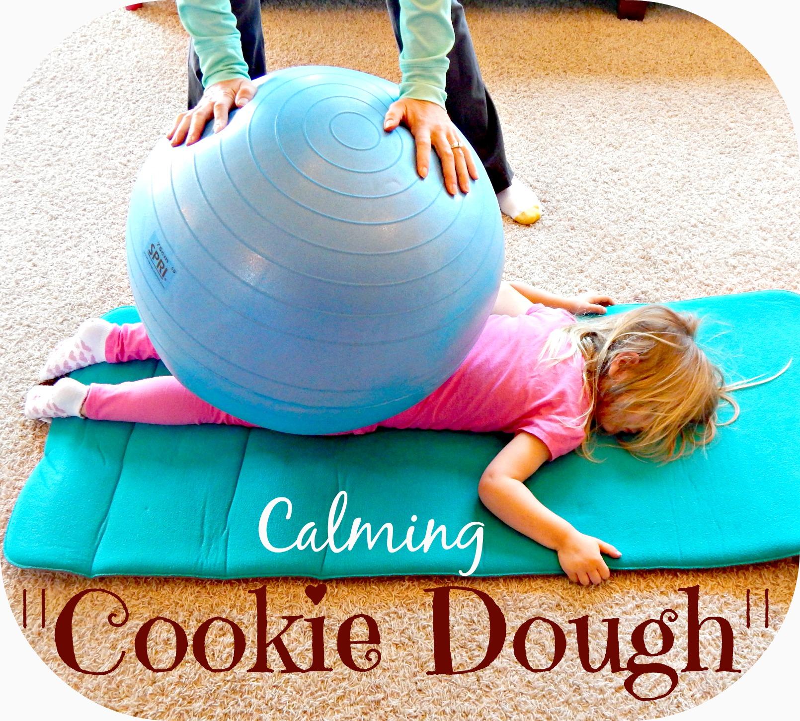 Calming Quot Cookie Dough Quot Kids Play Smarter